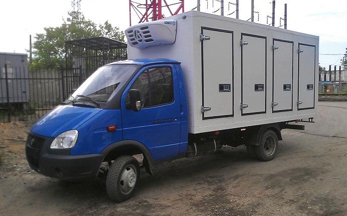 Изотермический восьмидверный фургон ГАЗ 3302 выпущен на «НижСпецАвто»