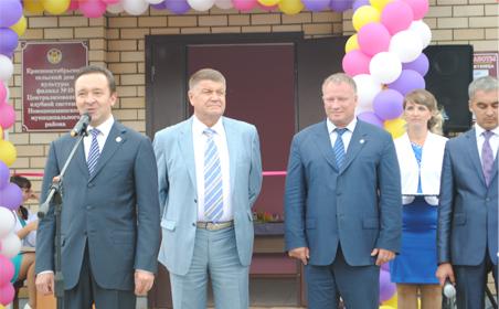 В Республике татарстан открылся новый культурный центр