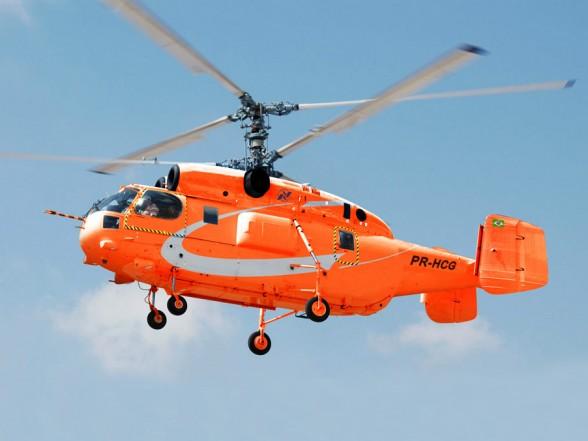 «Вертолеты России» авторизовали сервисный центр в Бразилии