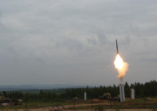 В Иркутской области началось учение боевых расчетов подразделений Воздушно-космической обороны ЦВО