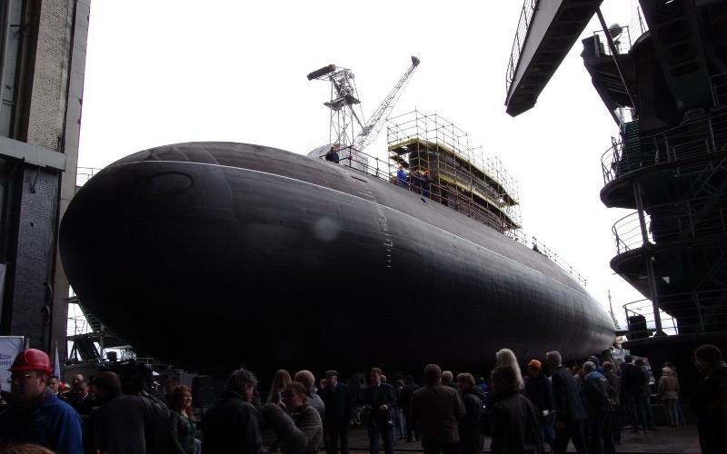 """22 августа ВМФ России будет передана подлодка """"Новороссийск"""""""