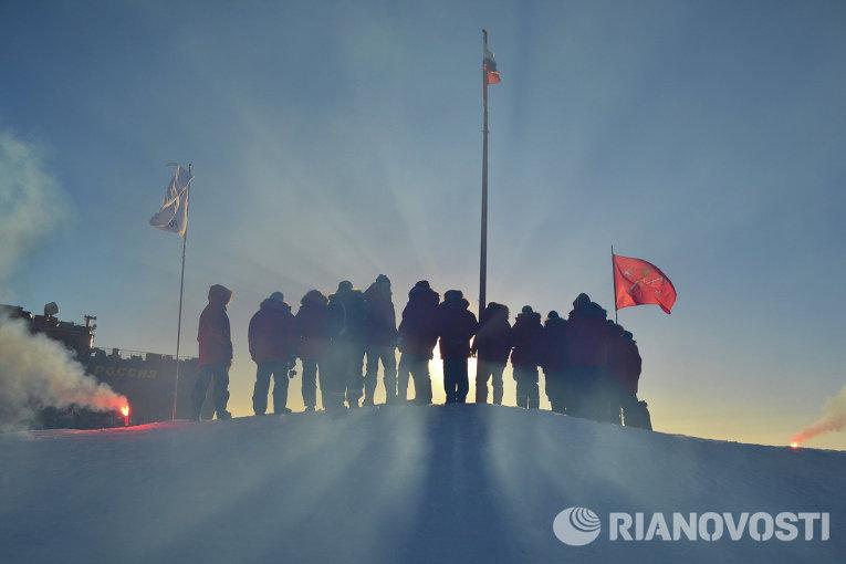 Российская система мониторинга Арктики: контроль моря, суши и воздуха