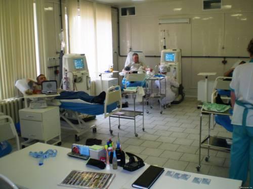 В Выборгской узловой больнице открылось отделение гемодиализа