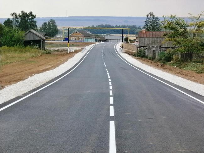 Введен в эксплуатацию новый участок автодороги Уланово – Каратун – Большие Кайбицы