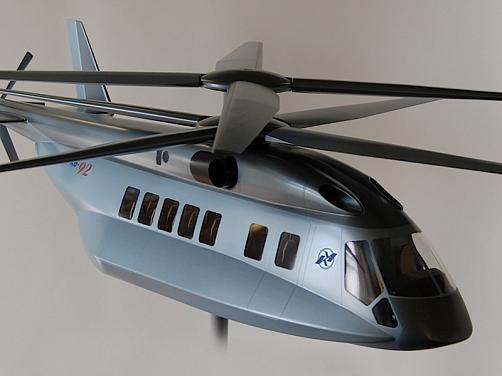 Отечественные разработчики создают новый вертолет на базе вертолетов Ми и Ка
