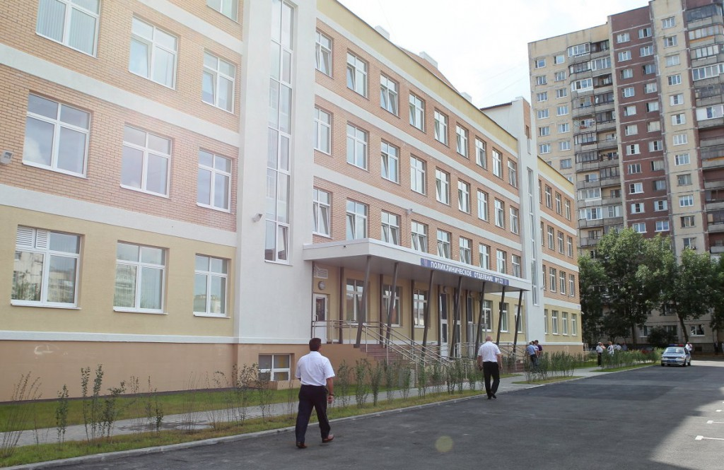 В Санкт-Петербурге будет открыта новая поликлиника