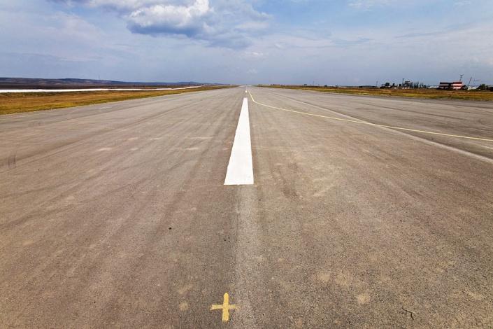 Самая длинная взлетно-посадочная полоса ВВС построена в Астраханской области