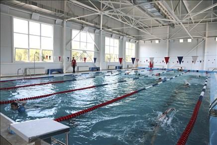 В Ростовской области открыт новый спортивный комплекс