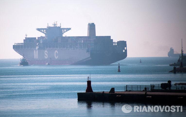 РФ создала уникальный морской порт