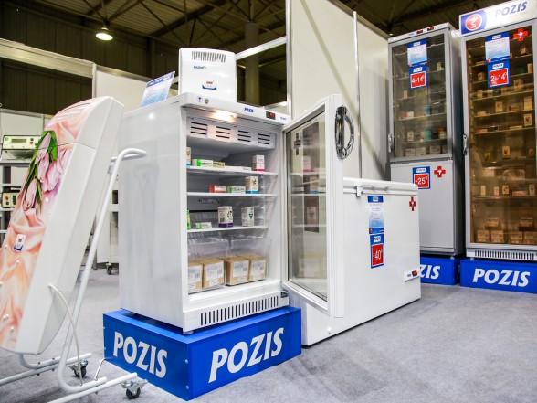 Представители POZIS передали медтехнику Крыму