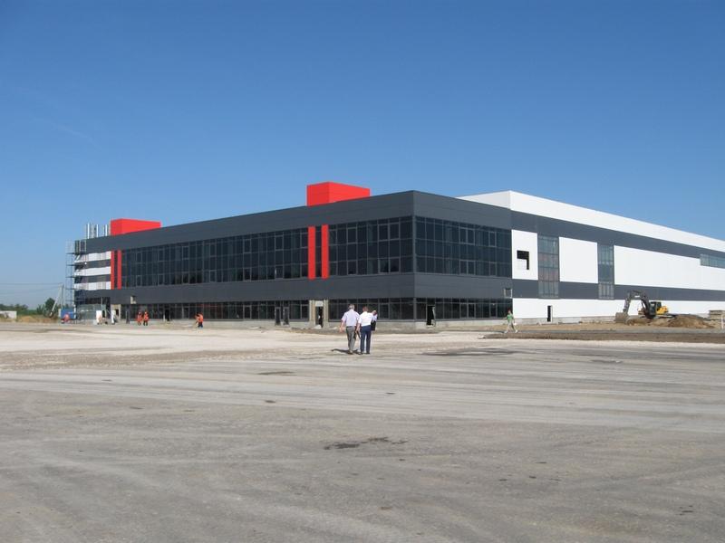 В Рязанской области завершается строительство завода прочного крепежа
