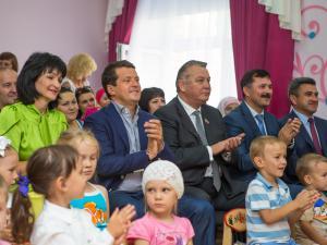 В Казани открыт новый детсад в Советском районе города
