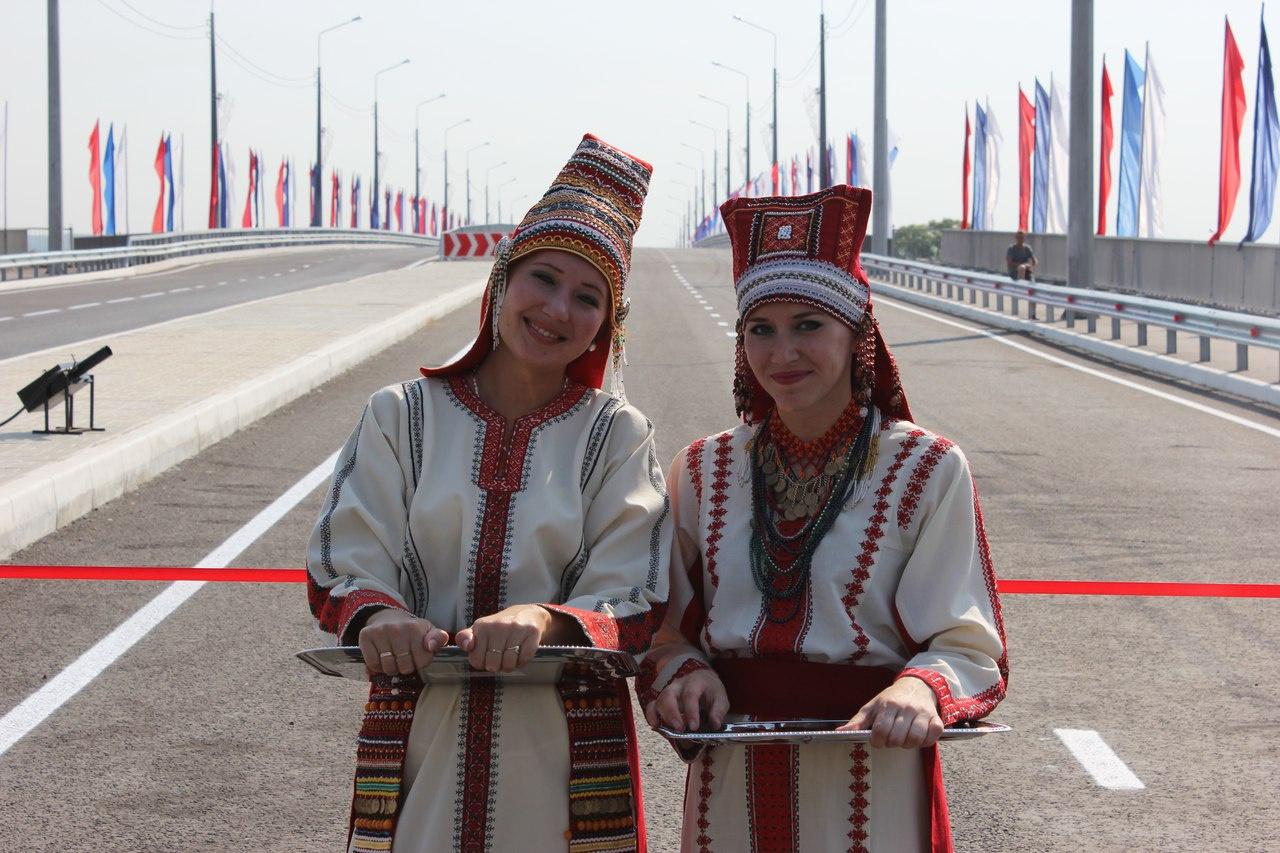 В Саранске состоялось открытие дороги Химмаш-Юго-Запад