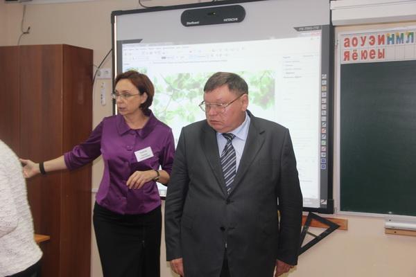 В ивановскую школу для слабовидящих детей приобретено новейшее специальное оборудование