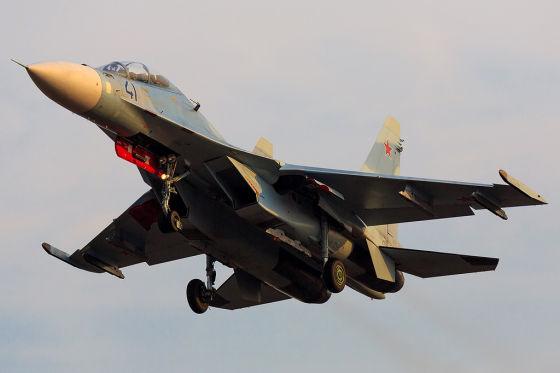 Компания «Сухой» передала ВВС РФ партию истребителей Су-30М2