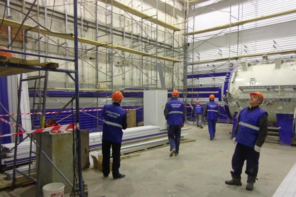 Завершена реконструкция корпусов для производства агрегатов ракетных двигателей в Перми
