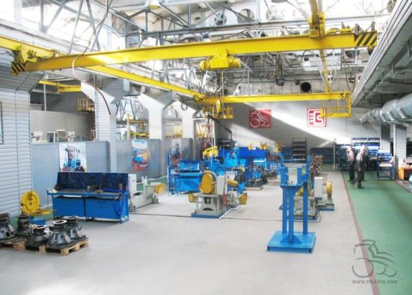 «Тракторными заводами» введен в строй новый участок сборки трансмиссий во Владимире