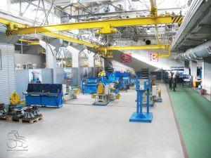 На Владимирском моторо-тракторном заводе запущен новый участок сборки