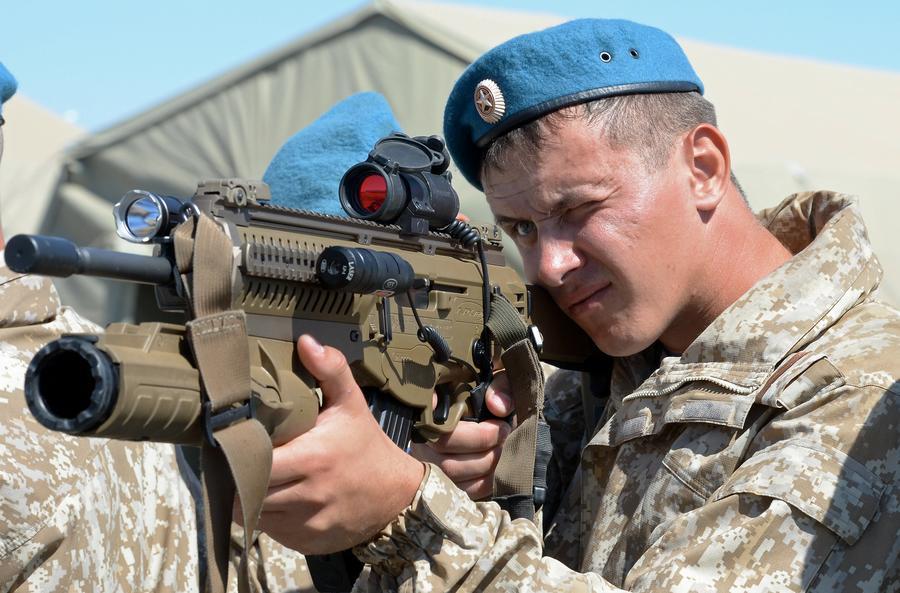 Крупнейшие учения российской армии стартуют в сентябре