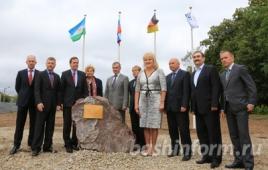 В Уфе (Республика Башкортостан) заложен первый камень в строительство учебно-методического диализного центра
