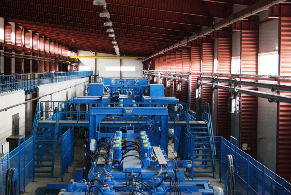 Открылся Богучанский лесоперерабатывающий комбинат