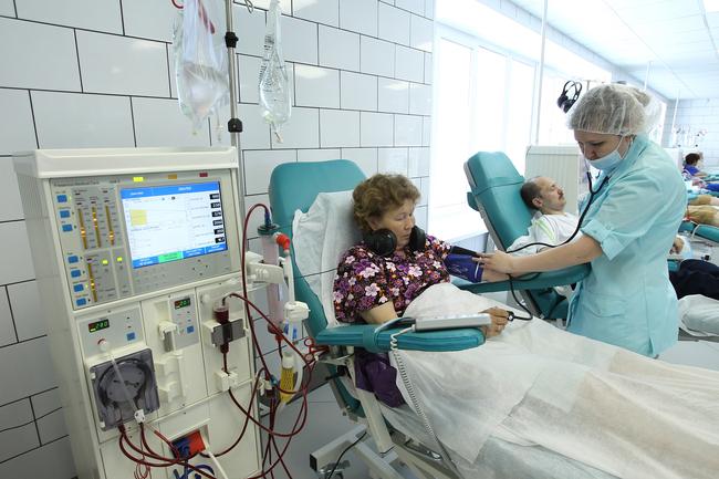 В Алтайском крае начал работу первый центр гемодиализа