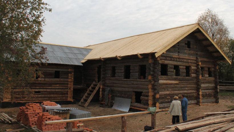 Завершён основной этап реставрации «дома Бродского»