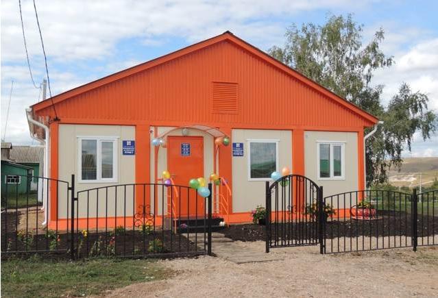 Новый фельдшерско-акушерский пункт открылся в Татарстане