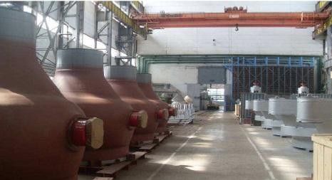 ЦКБМ поставило насосные агрегаты для Ростовской АЭС