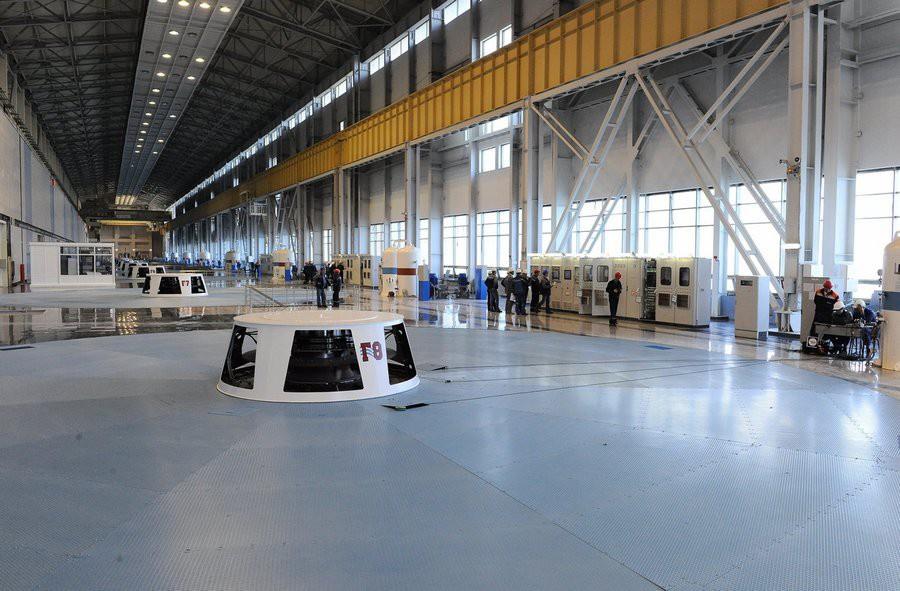 На Богучанской ГЭС введены в эксплуатацию еще два гидроагрегата