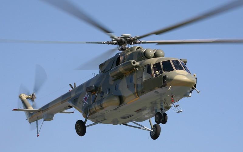 Вертолет Ми-8АМТШ принят на вооружение Министерства обороны РФ в 2009 году