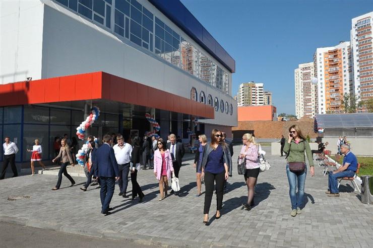 В Самаре открылся новый спортивный комплекс