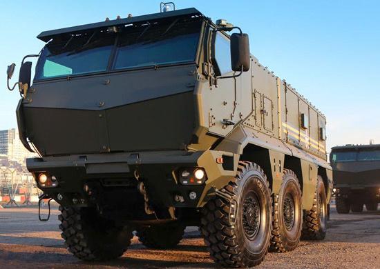 Войска ЗВО пополнились новой автомобильной техникой
