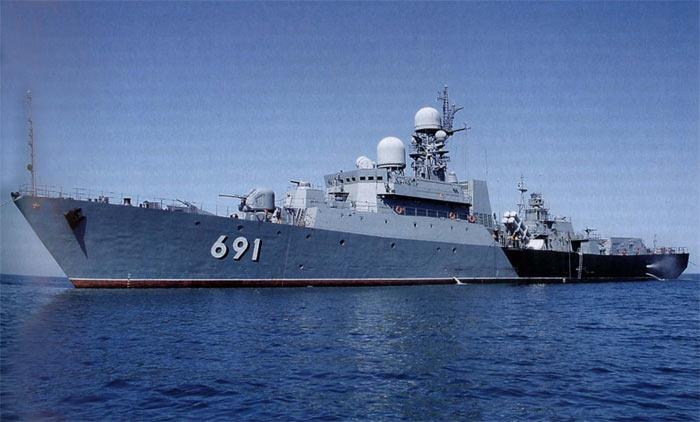 """Третий корабль проекта """"Буян-М"""" """"Великий Устюг"""" завершил госиспытания"""