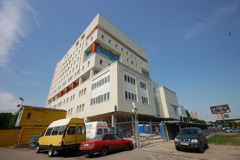 В Москве открылось новое здание Государственной публичной научно-технической библиотеки России