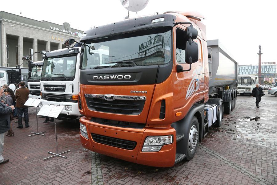 В Калининграде запущено сборочное производство тяжелых грузовых автомобилей
