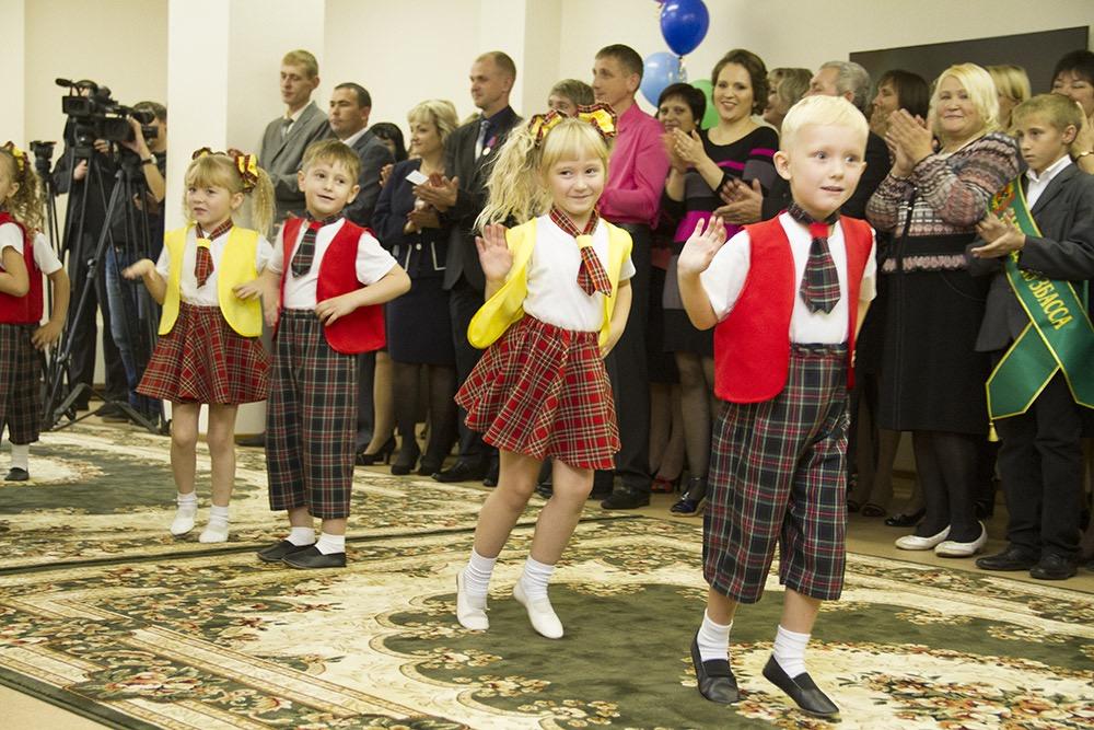 Открыт новый детсад в Новокузнецке