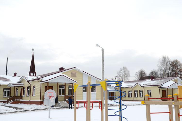 В Кировской области открыт новый детский сад