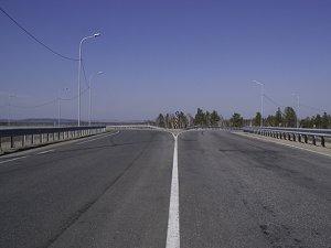 Участок трассы М-55 ввели в эксплуатацию в Шелеховском районе Иркутской области