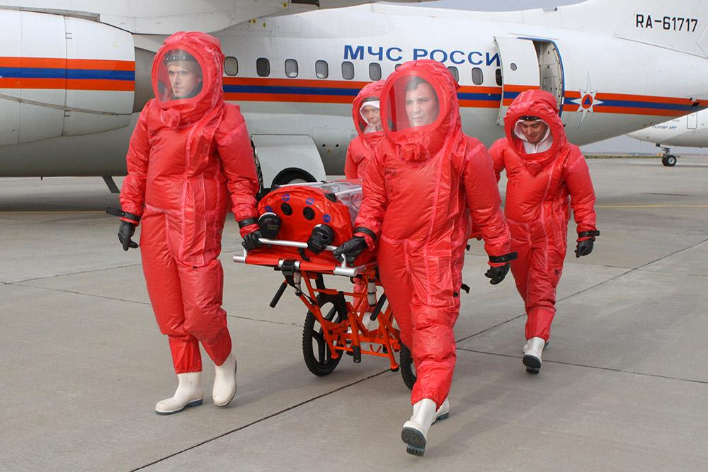 Комплексный подход «Тетис МС» предотвратит распространение Эболы