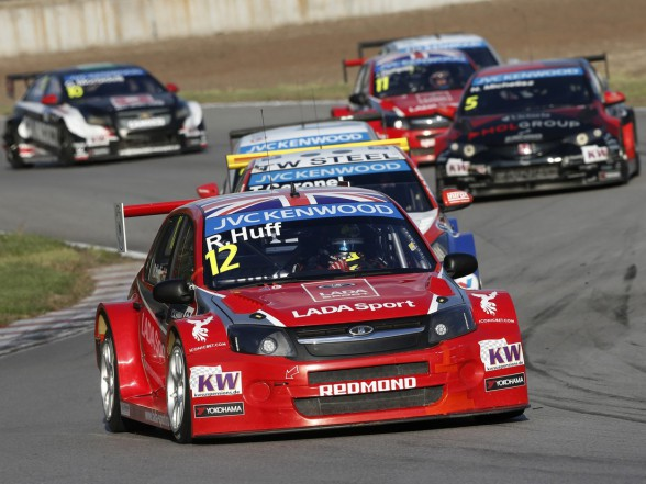 Команда Lada Sport впервые победила на чемпионате мира по турингу