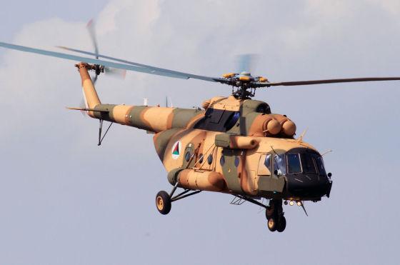 Десантно-транспортный вертолет Ми-17В5