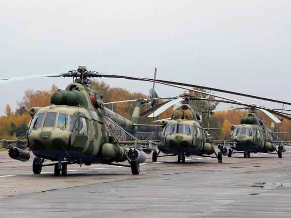 «Вертолеты России» поставили Министерству обороны партию Ми-8МТВ-5-1