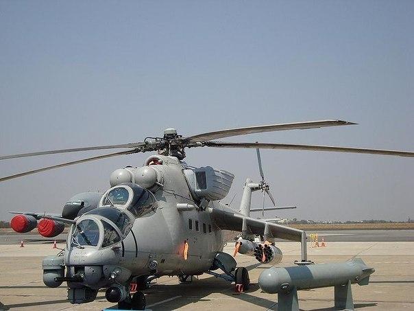 В ЗВО поступили вертолеты Ми-35 и Ми-8МТВВ ЗВО поступили вертолеты Ми-35 и Ми-8МТВ