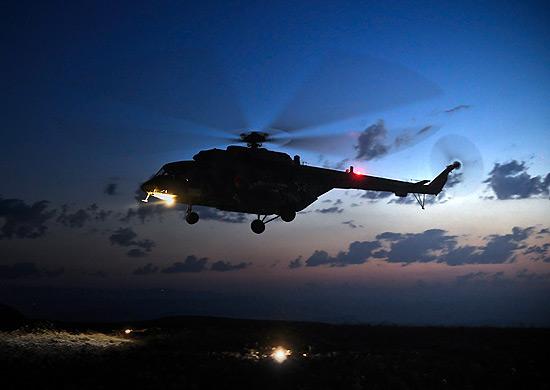 Вертолетчики авиабазы Толмачево Центрального военного округа приступили к полетам на новых «Терминаторах»