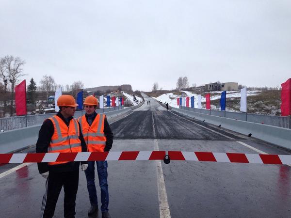 Новый мост в Сурском районе Ульяновской области может простоять сто лет