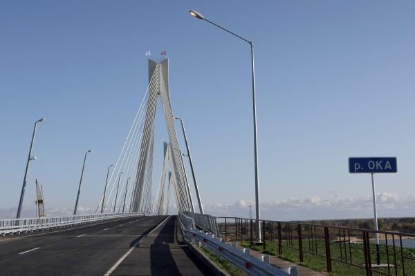 9 октября состоялось открытие Муромской объездной автодороги