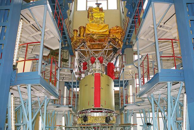 Телекоммуникационный космический аппарат «Экспресс-АМ6»