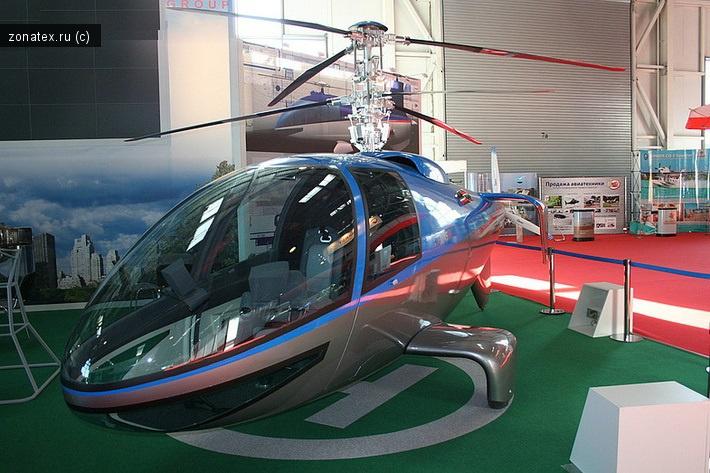 Первый уникальный вертолёт КБ Маслова взлетел