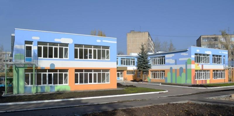 В Кожевникове Томской области построен новый детский сад
